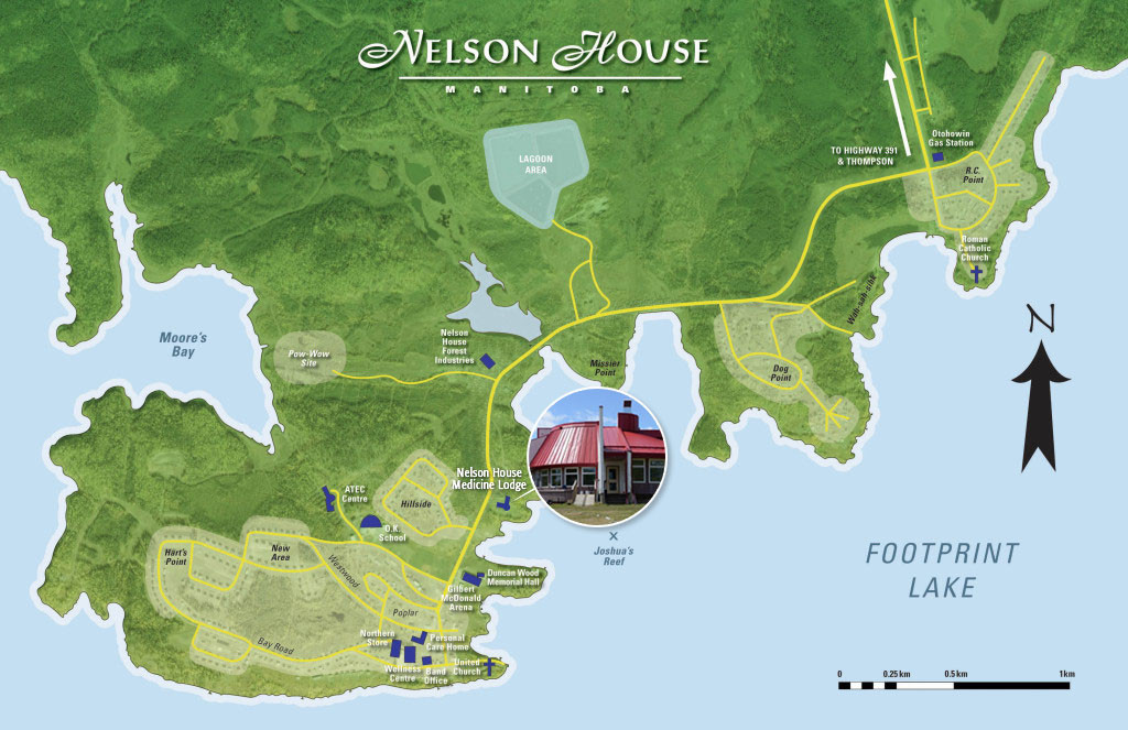 Nelson House Map2