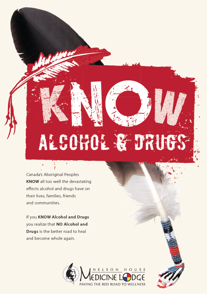 know poster